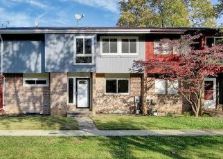 Pre Foreclosure in Randallstown 21133 SHOSHONE WAY - Property ID: 1536045483