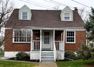 Pre Foreclosure in Linthicum Heights 21090 COLONIAL DR - Property ID: 1536155412