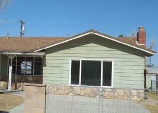 Pre Foreclosure in Boron 93516 ESTHER ST - Property ID: 1536962605