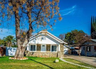 Pre Foreclosure in Riverside 92504 WASHINGTON ST - Property ID: 1537747449