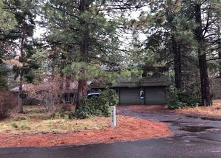 Pre Foreclosure in Bend 97702 MINARET CIR - Property ID: 1537749646