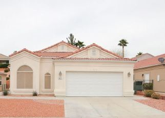 Pre Foreclosure in Mesquite 89027 CHALET DR - Property ID: 1537826282
