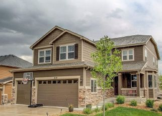 Pre Foreclosure in Castle Rock 80104 COOL MEADOW PL - Property ID: 1537845108