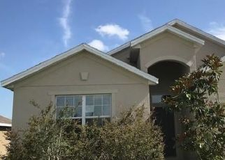 Pre Foreclosure in Brooksville 34602 WATER LILY DR - Property ID: 1537904239