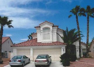 Pre Foreclosure in Las Vegas 89130 VENTANA DR - Property ID: 1538047460