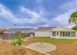 Pre Foreclosure in San Diego 92114 WOODRIDGE WAY - Property ID: 1538095188