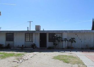 Pre Foreclosure in Cathedral City 92234 SANTA BARBARA DR - Property ID: 1538097390