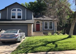 Pre Foreclosure in Littleton 80130 YALE DR - Property ID: 1538179286