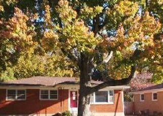 Pre Foreclosure in Louisville 40258 AXTELL AVE - Property ID: 1538190684
