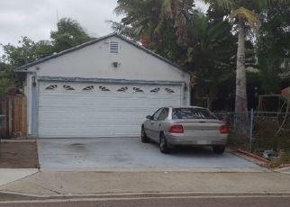 Pre Foreclosure in La Mesa 91941 WAITE DR - Property ID: 1538206449