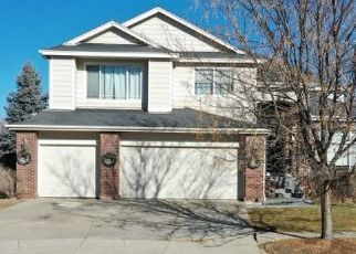 Pre Foreclosure in Littleton 80123 W IDA DR - Property ID: 1538247621