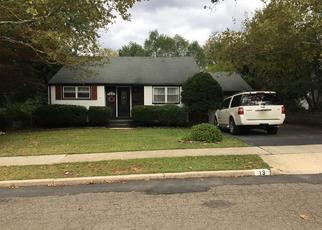 Pre Foreclosure in Hazlet 07730 FRANCES PL - Property ID: 1538383836