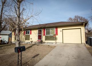 Pre Foreclosure in Colorado Springs 80916 TWAIN CT - Property ID: 1538607635