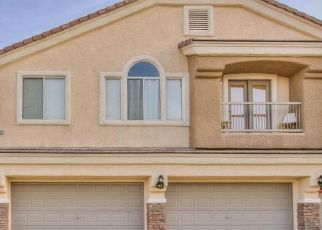 Pre Foreclosure in North Las Vegas 89084 LAVENDER LILLY LN - Property ID: 1538803852