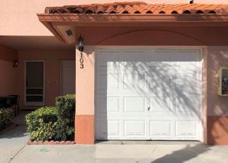 Pre Foreclosure in Miami 33179 SAN SIMEON WAY - Property ID: 1538864276