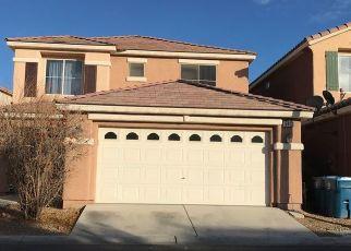Pre Foreclosure in Las Vegas 89122 RACCOON VALLEY LN - Property ID: 1538954507