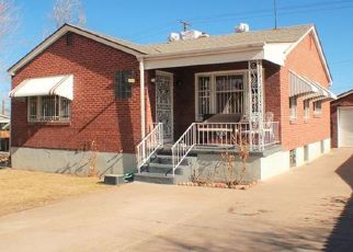 Pre Foreclosure in Pueblo 81004 E ROUTT AVE - Property ID: 1539083264