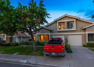 Pre Foreclosure in San Diego 92105 WHITE SAGE LN - Property ID: 1539120502