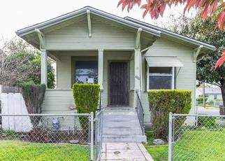 Pre Foreclosure in Stockton 95204 E GEARY ST - Property ID: 1539182248