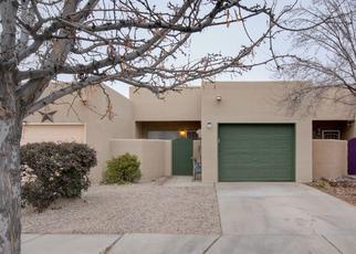 Pre Foreclosure in Albuquerque 87107 CORDOVA AVE NW - Property ID: 1539446345