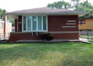 Pre Foreclosure in Dolton 60419 AVALON AVE - Property ID: 1539518167