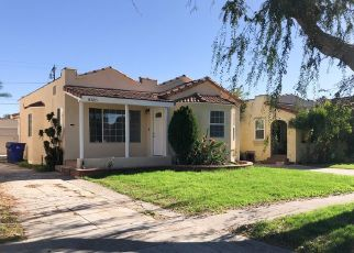 Pre Foreclosure in South Gate 90280 SAN LUIS AVE - Property ID: 1539554536