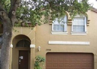 Pre Foreclosure in Hollywood 33028 NW 10TH ST - Property ID: 1539768705