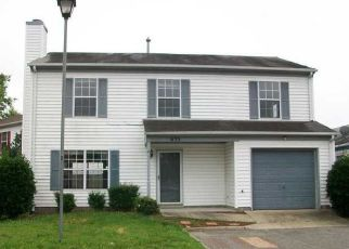 Pre Foreclosure in Newport News 23608 MCLAW DR - Property ID: 1540893411