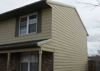 Pre Foreclosure in Evansville 47715 SPRING VALLEY RD - Property ID: 1541169788