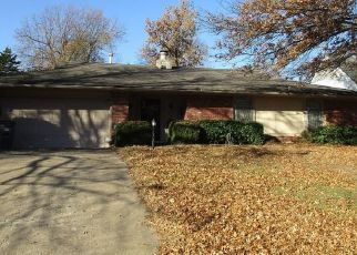 Pre Foreclosure in Tulsa 74136 S IRVINGTON AVE - Property ID: 1541394906