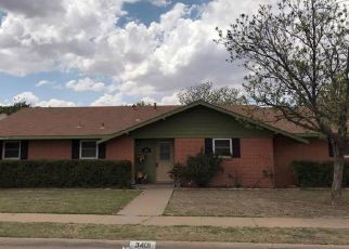 Pre Foreclosure in Snyder 79549 HOUSTON AVE - Property ID: 1541500899