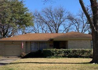 Pre Foreclosure in Dallas 75228 TASCOSA ST - Property ID: 1541541624