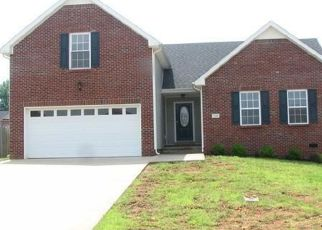 Pre Foreclosure in Clarksville 37040 FOSSIL DR - Property ID: 1541752278