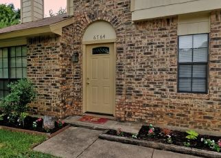 Pre Foreclosure in Fort Worth 76137 DANDELION DR - Property ID: 1541874932