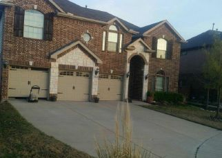 Pre Foreclosure in Keller 76244 INDIAN PONY WAY - Property ID: 1541892434