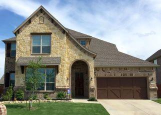 Pre Foreclosure in Mansfield 76063 PLUMERIA DR - Property ID: 1541927927