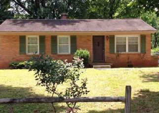 Pre Foreclosure in Rutherfordton 28139 NORTHVIEW DORSEY ST - Property ID: 1542234946
