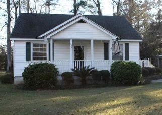 Pre Foreclosure in Johnsonville 29555 HICKORY AVE - Property ID: 1542272597