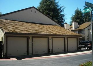Pre Foreclosure in Gilroy 95020 GETTYSBURG WAY - Property ID: 1542438141