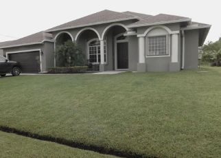 Pre Foreclosure in Port Saint Lucie 34986 NW FAGAN ST - Property ID: 1542511287