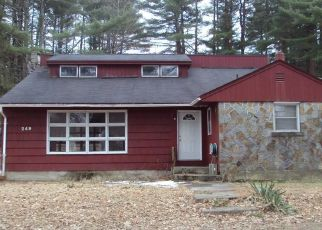 Pre Foreclosure in Stafford Springs 06076 EAST ST - Property ID: 1542757430