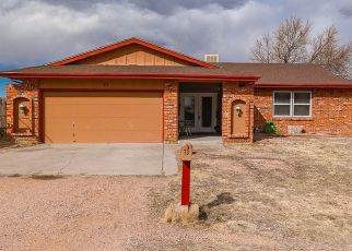 Pre Foreclosure in Pueblo 81007 E ABARR DR - Property ID: 1542933951