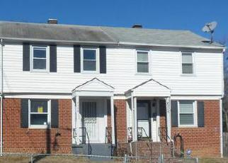 Pre Foreclosure in Temple Hills 20748 BEAUMONT ST - Property ID: 1542959782