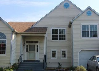 Pre Foreclosure in Lanham 20706 SEANS TER - Property ID: 1542988690