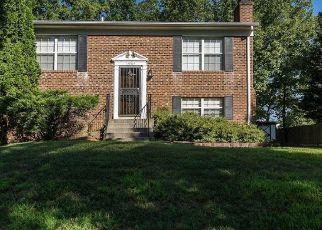Pre Foreclosure in Accokeek 20607 LITTON LN - Property ID: 1542998766