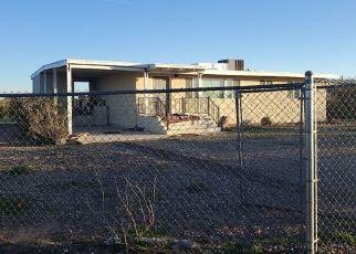 Pre Foreclosure in Marana 85653 W DUBOIS RD - Property ID: 1543197599