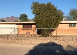 Pre Foreclosure in Tucson 85705 N GOLD AVE - Property ID: 1543255407