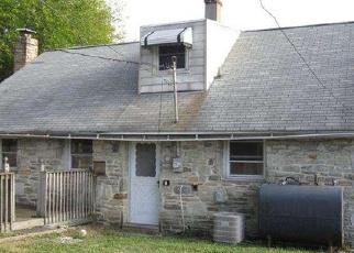 Pre Foreclosure in Bristol 19007 LAUREL DR - Property ID: 1543727547