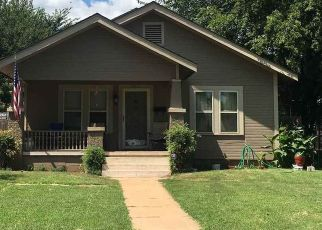 Pre Foreclosure in Lawton 73507 NW EUCLID AVE - Property ID: 1544054268