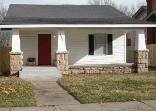 Pre Foreclosure in Ponca City 74601 S ELM ST - Property ID: 1544073549
